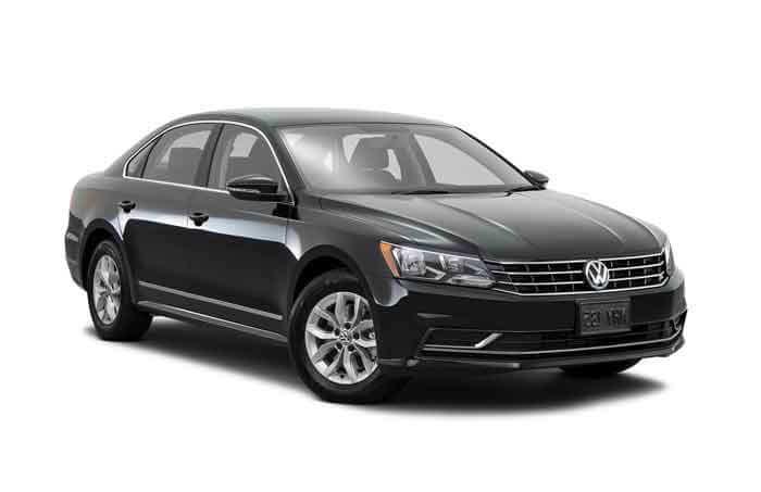 Volkswagen passat lease deal